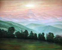 Mountain Top by Matthew Tovian